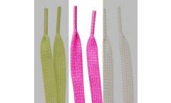 Schuhbändel Pink (paar)